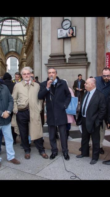 marnini manifestazione 6 novembre