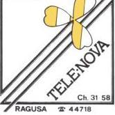 telenova ragusa logo storico