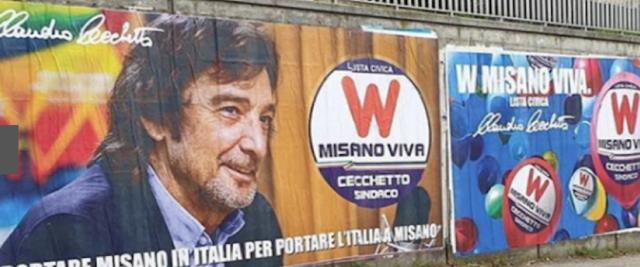 Claudio Cecchetto Misano