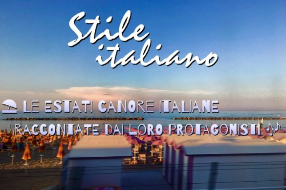 stile italliano le estati canore