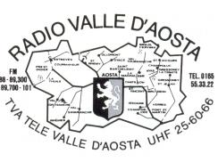 logo TVA TELE VALLE D'AOSTA