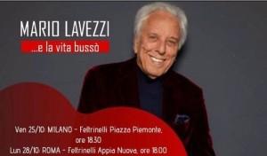 MARIO LAVEZZI E LA VITA BUSSO'