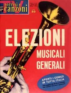 1960 elezioni musicali generali