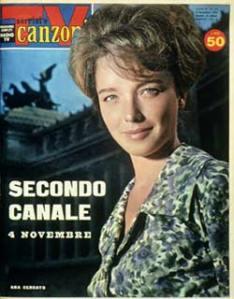 1961 nasce il secondo canale