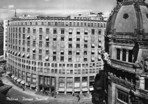 hotel dei cavalieri anni '50
