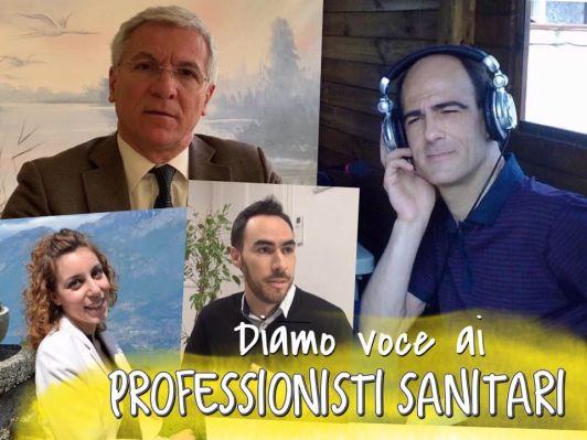 PROFESSIONISTI SANITARI